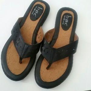 8f902ab59d02 b.o.c. Shoes - Brand new B.O.C Black Hindy Thong Sandals Sz 6M